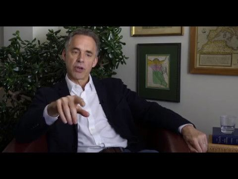Jordan Peterson - I Act As If God Exists - YouTube