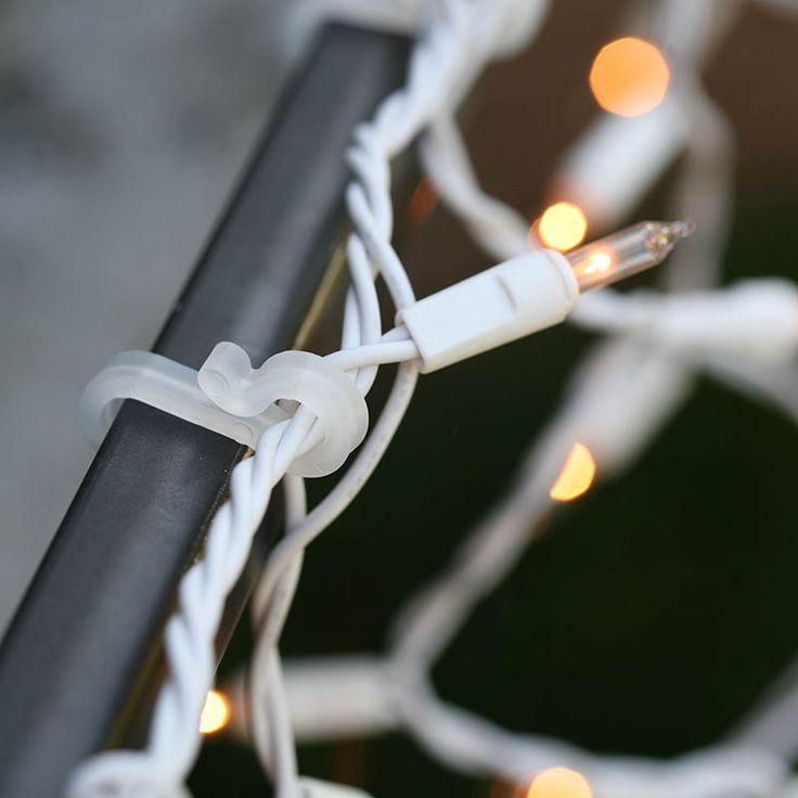 Best 25+ Christmas Light Clips Ideas On Pinterest