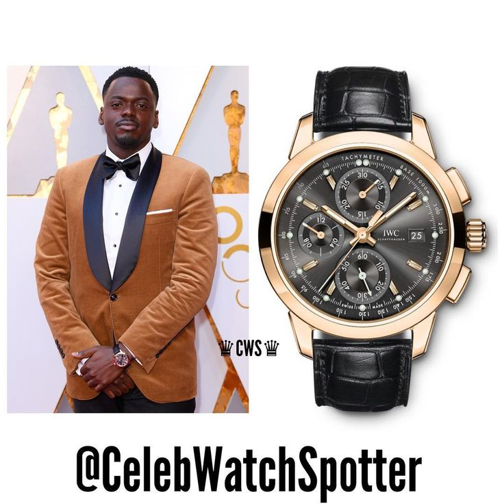 Actor; Daniel Kaluuya was spotted wearing an 18KT Red Gold IWC Ingenieur Chronograph at the 2018 Oscars. Reference-IW380803  @danielkaluuya Price -UK List Price-13215  #CelebWatches  #watch #watches #celebrities #celebrity #fashion #patek #rolex #richardmille #rolexgang #timepiece #instawatch #audemars #richlife #rich #wealth #money #danielkaluuya #getout #blackpanther  LikeComment Tag Friend Follow!