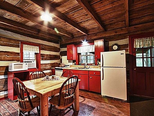 Frontier Rustic Log Cabins – Cottages and Cabins, …