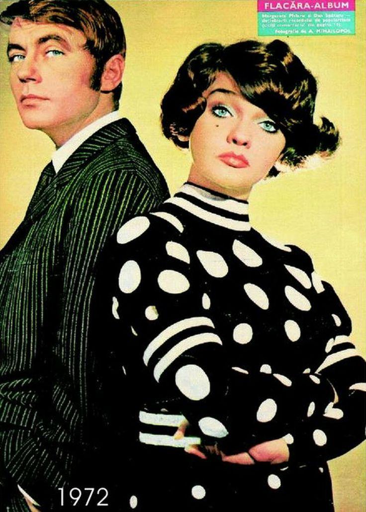 Margareta Paslaru & Dan Spataru - icons of the 70s