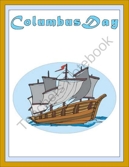 Christopher Columbus Thematic Unit from Joy of Learning on TeachersNotebook.com (15 pages)  - The Columbus Unit describes the boyhood, the accomplishments, and hardships of the life of Columbus. It shares the facts of his voyage and the discovery of a new land. It will stimulate students to want to learn more about Christopher Columbus and his jou