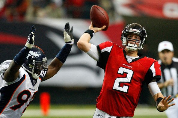 NFL Betting Odds, Broncos Host Falcons in Offense Versus Defense Battle