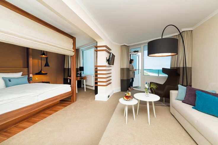 Junior-Suite im Hotel NEPTUN in Warnemünde