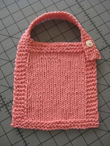 Easy Peasy Baby Bib