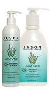 Jason products... they are all natural and don't test on animals