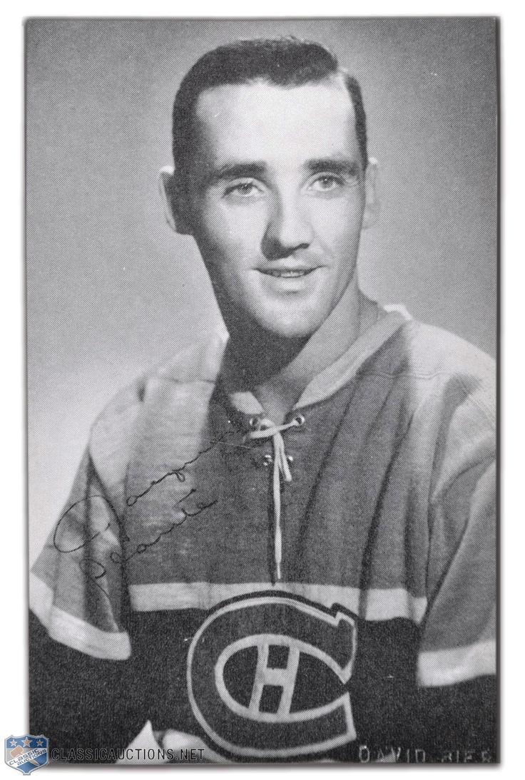 Jacques Plante : Joseph Jacques Plante (né à Notre-Dame-du-Mont-Carmel au Canada le 17 janvier 1929 — mort à Sierre en Suisse le 27 février 1986) est un joueur de hockey sur glace canadien. Il a évolué au poste de gardien de but au milieu du XXe siècle.