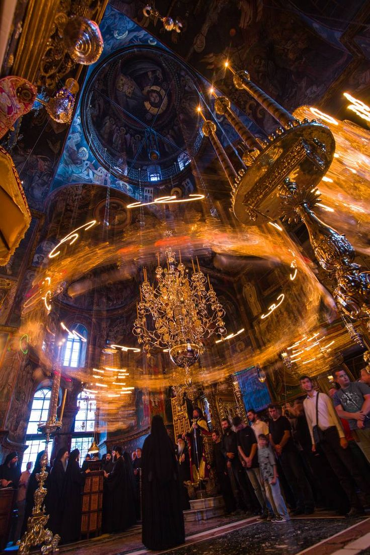 Heaven's joy - The Ascetic Experience - Vatopedi Monastery