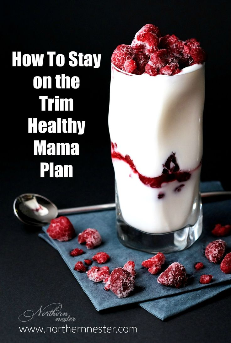 December was to my detriment, but 2017 is open for success! Here's how to stay on the Trim Healthy Mama Plan this year in 8 easy steps.
