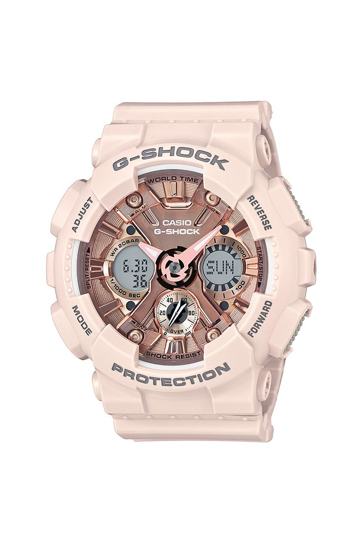 Designed with the active woman in mind. G-Shock S Series #ad