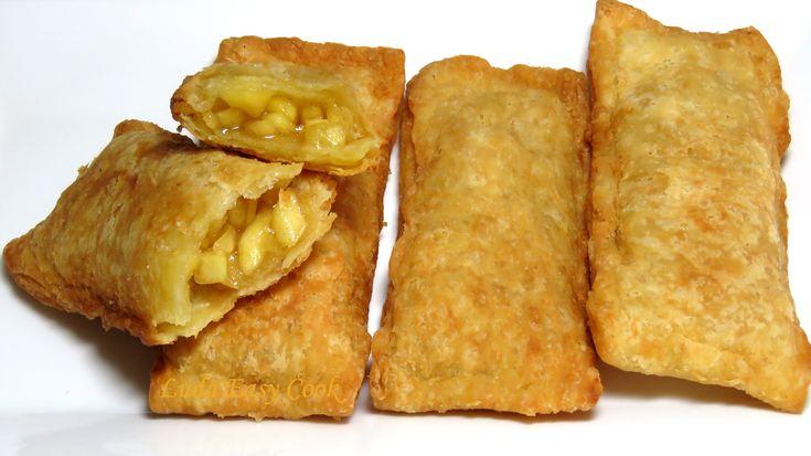 Яблочный Пирожок как в Макдональдс  – очень просто и вкусно [LudaEasyCook]