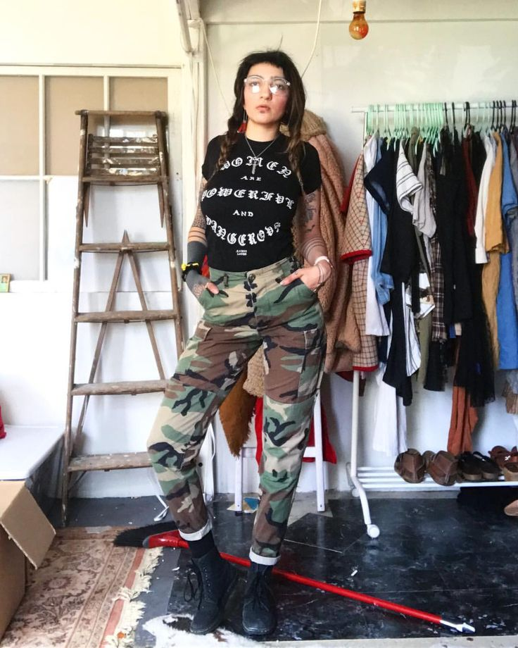 """3,348 Likes, 36 Comments - Noorann Matties (@noorannmatties) on Instagram: """"just tailored these amazing high waist army cargo pants from @bottleofbread and i feel too powerful…"""""""