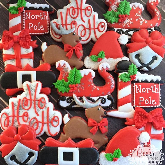 Christmas @cookieoccasions