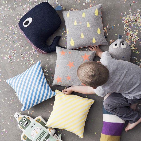 Ferm Living nieuwe collectie voor kinderen.