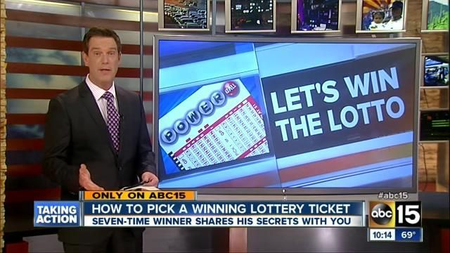 Watch How to Pick a winning lottery ticket!! #lotterytips