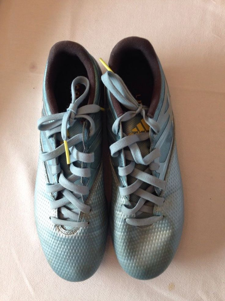 Adidas Football Trainers Used Size UK 10 Good Condition  | eBay
