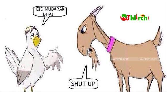 Bakra Eid Joke in Hindi