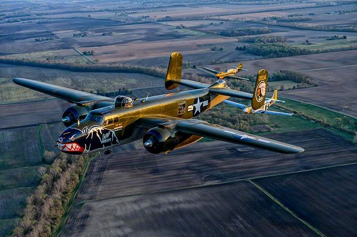 WW II Planes