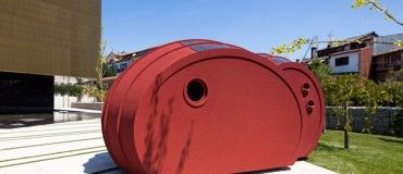 Shelter ByGG – Sustainable & Portable Accommodation by Gabriela Gomes