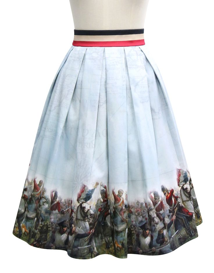 Waterloo Full Skirt