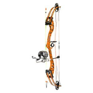 PSE Archery Mad Fish Muzzy Bowfishing Compound Bow Package