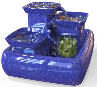 De drinkfontein voor uw kat! De vervanger voor de gewone drinkbak; zorgt voor schoon stromend water waar uw kat behoefte aan heeft.
