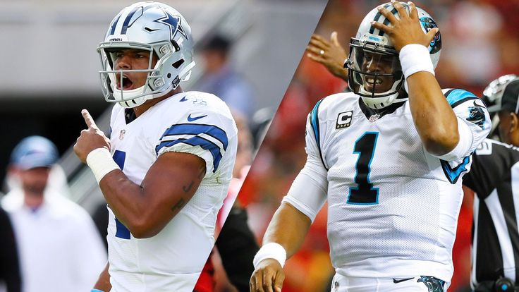 The Panthers' Cam Newton and the Cowboys' Dak Prescott quickly established themselves as franchise quarterbacks despite their combine evaluations.