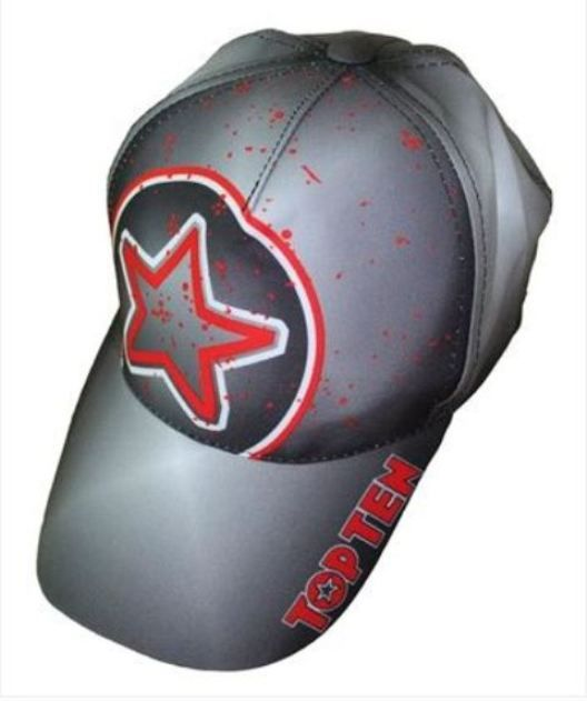 TopTen baseball cap - Grey