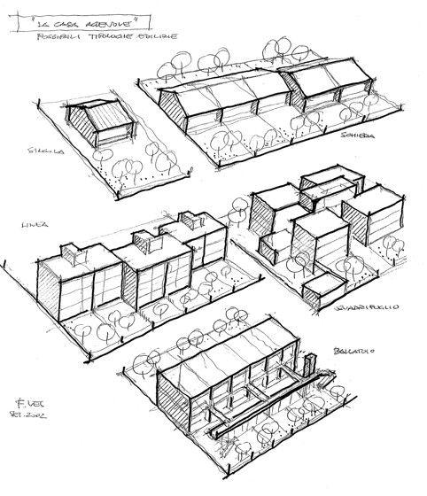 tipologie edilizie in linea - Cerca con Google