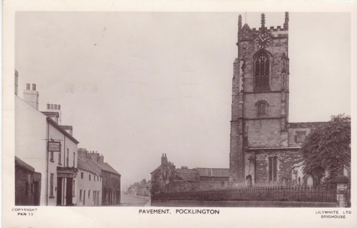 Pocklington Parish Church 1