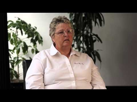 Linda Dean, RRT, tells a story about a patient with a Spinal Cord Injury