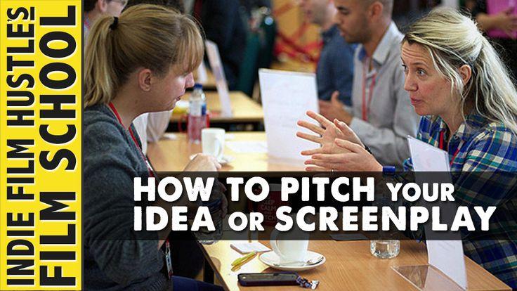 4 Ways to Pitch a Movie - wikiHow
