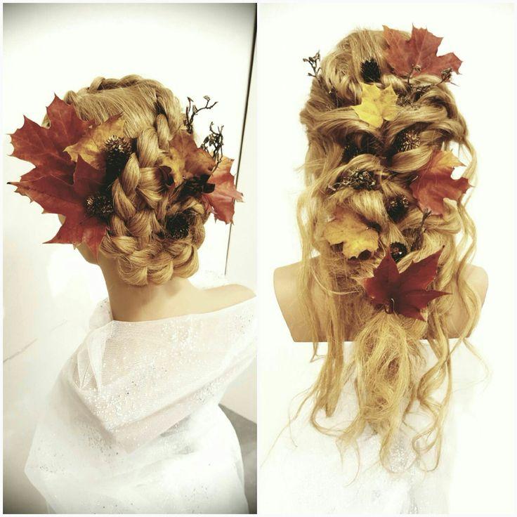 Vi lar oss inspirere av høsten