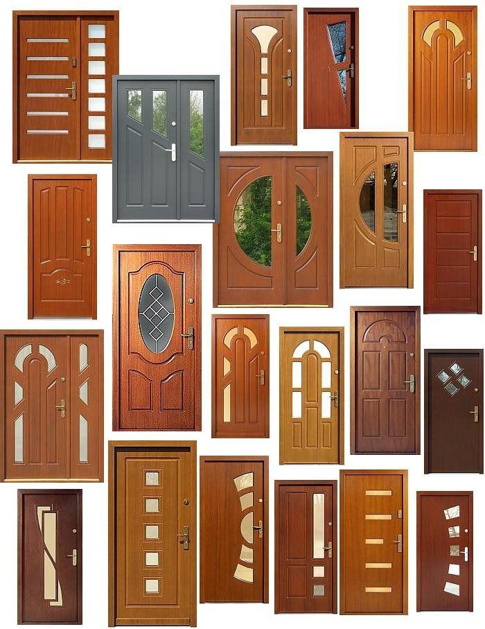 Drzwi zewnętrzne mix modeli