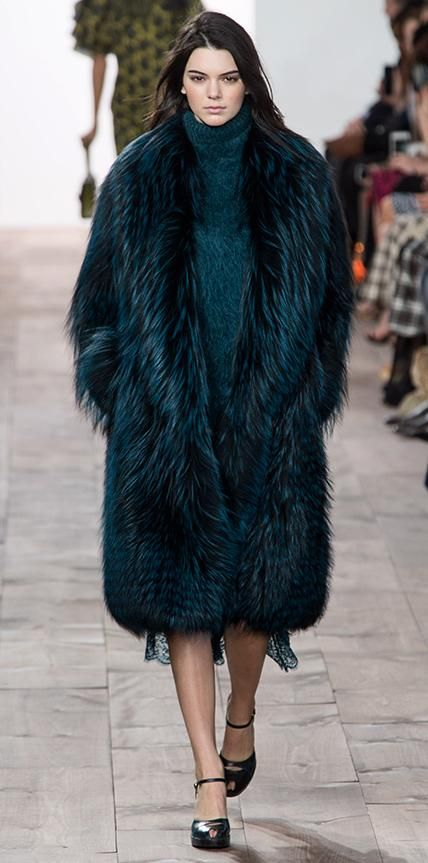 Runway Looks We Love: Michael Kors - Fall/Winter 2015 from #InStyle