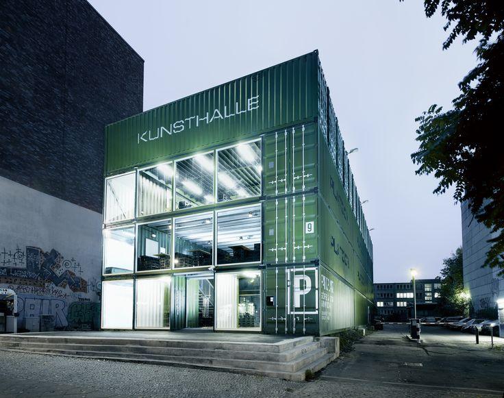 Platoon Kunsthalle Berlin / Platoon Cultural Development