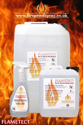 Flametect Nitro for Synthetic & Naturals