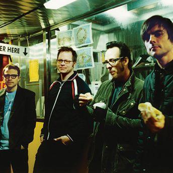 Weezer. Nerds Rock.