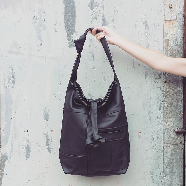 #bagsbylenka WILLA BLACK
