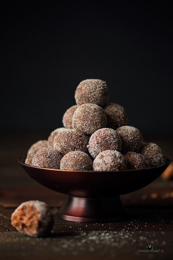 Tamarind Candy (Imli Ki Goli) - Binjal's VEG Kitchen