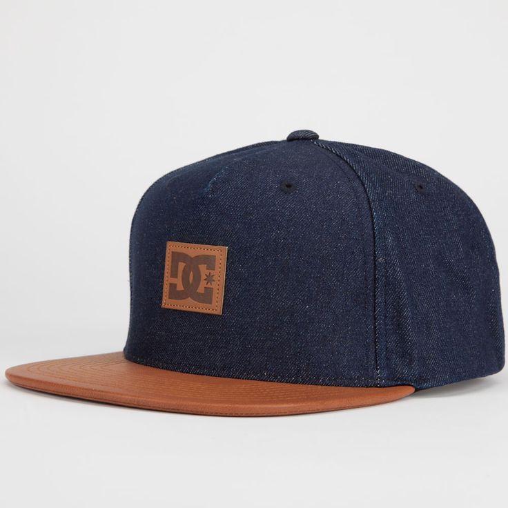 DC SHOES Beatbomb Mens Strapback Hat 223345211 | Snapbacks | Tillys.com
