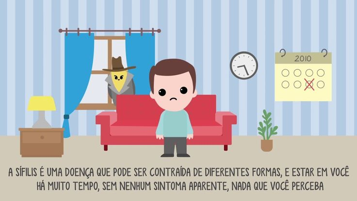 SELP - Animação em vetor para Aplicativo de Ajuda e Controle da Sífilis, em parceria com a Secretaria de Saúde de Fortaleza