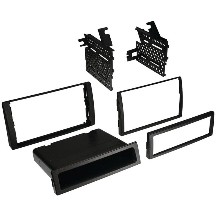 Best Kits Toyota Camry 2002-2006 Double-din And Single-din With Pocket – USMART NY