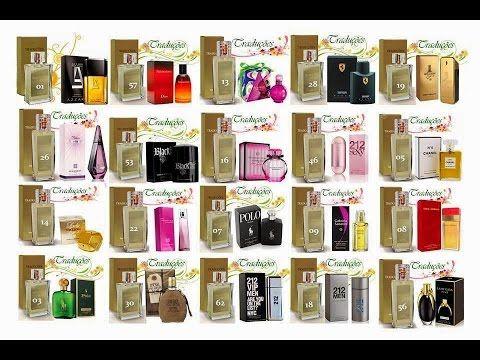 Comprar perfumes hinode preços