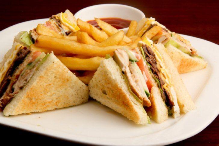 Esta es la historia del sandwich Club House  (y su receta)