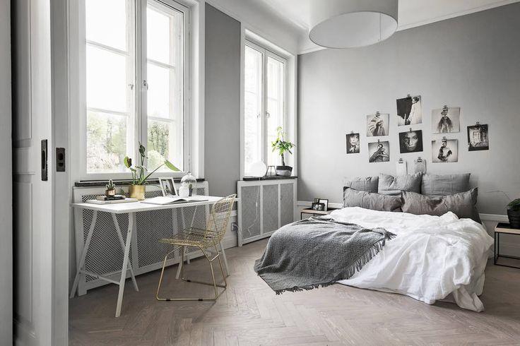 Grey apartment gravityhomeblog.com - instagram - pinterest - bloglovin
