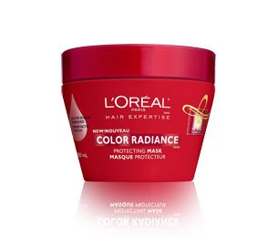 Color Radiance Protecting Mask