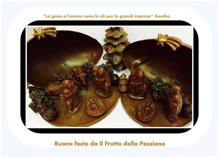 #Natale #cioccolato