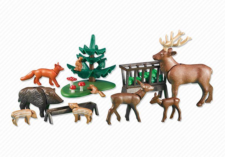 Forest Animals - 6316 - PLAYMOBIL® USA