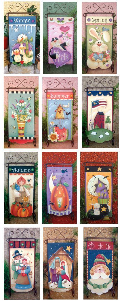 Renee's Mini Seasons Book  Renee Mullins designs (plumpurdy.com)